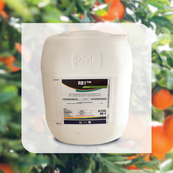 River Bioscience | Crop Protection Products | RB1